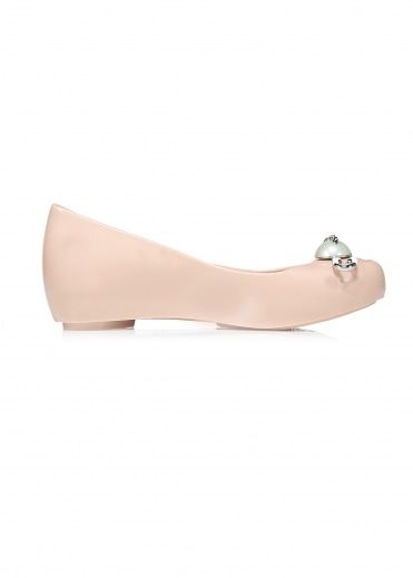 x Melissa Ultragirl 19 Pin - Blush