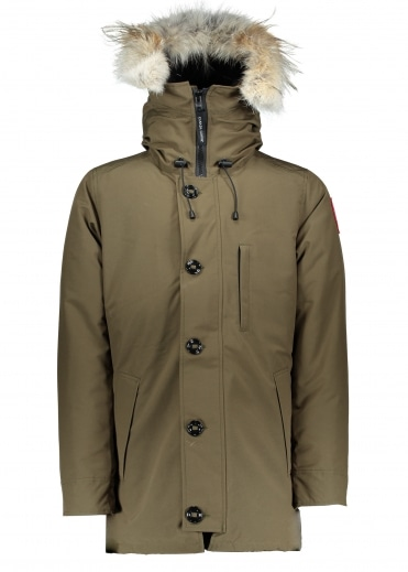 Chateau Jacket - Military Green · Canada Goose ...