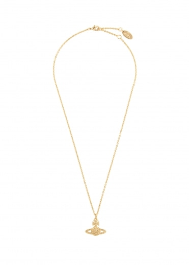 Grace BR Pendant - Yellow Gold