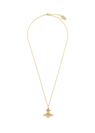 Grace Small Pendant - Yellow Gold