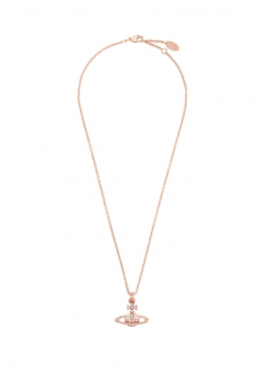 Mayfair Pendant - Pink Gold