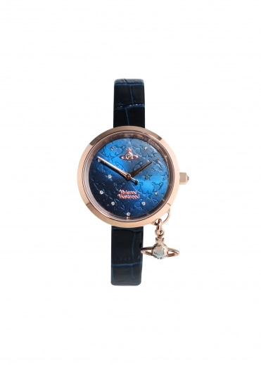Bow II Watch - Navy
