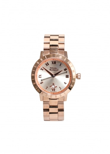 Bloomsbury Watch - Rose Gold