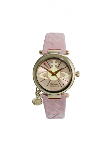 Orb II Watch - Pink / Gold