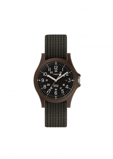 Acadia Watch - Green / Black