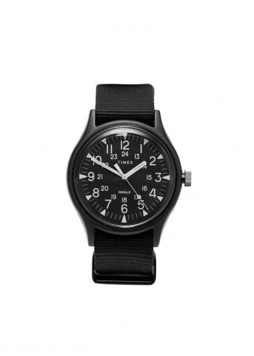 MK1 Aluminum Watch - Black