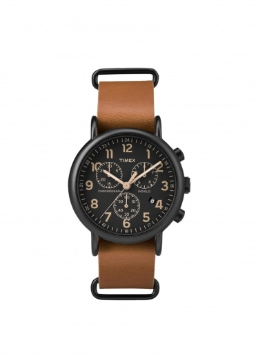 Weekender Chrono - Brown / Black