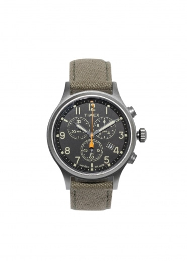 Scovill Chrono - Green / Black