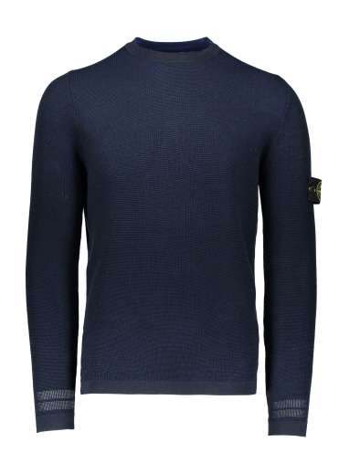 Knit Sweat - Navy Blue