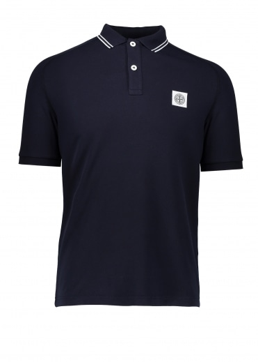 Logo Polo - Navy Blue
