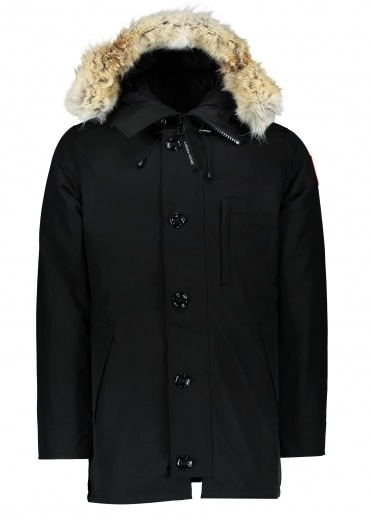 Chateau Jacket - Black