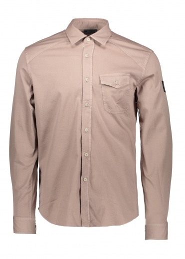 Steadway Shirt - Ash Rose
