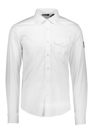 Steadway Shirt - White