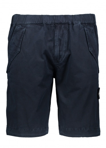 Bermuda Shorts - Navy Blue