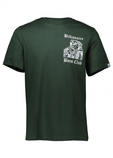 Higher Power Tee - Green