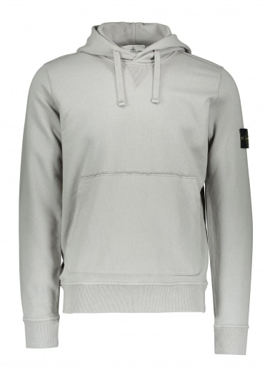 Hooded Sweat - Dove Grey
