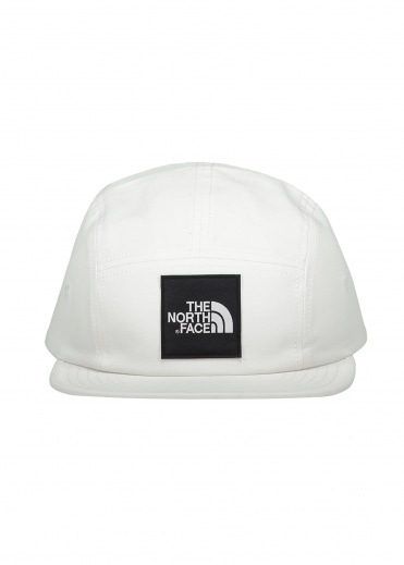 Five Panel Cap - White