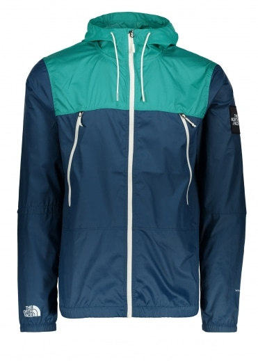 1990 SE Mountain Jacket - Blue Wing Teal