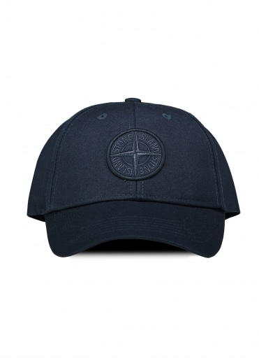 Logo Cap - Navy Blue