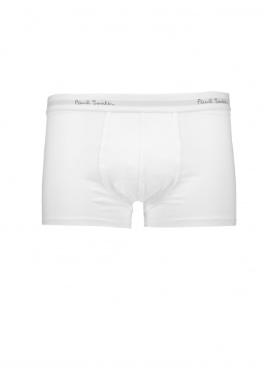 3 Pack Trunks - White