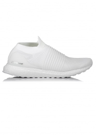 Ultraboost Laceless - White