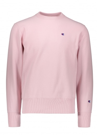Crewneck Sweater - Pink