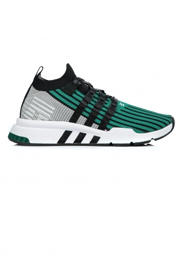 EQT Support Mid - Green / Black
