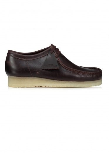 Wallabee Leather - Chestnut