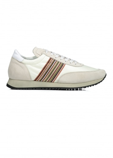 Apollo Shoe - White