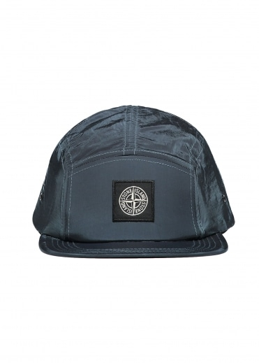 Baseball Cap Blue - Grey