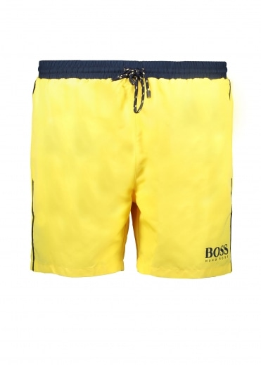Starfish Shorts - Medium Yellow