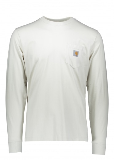 LS Pocket T-Shirt - Sandy Desert