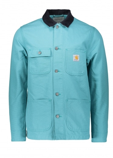 Michigan Chore Coat - Teal
