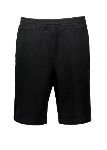 Stock Terry Short - Black