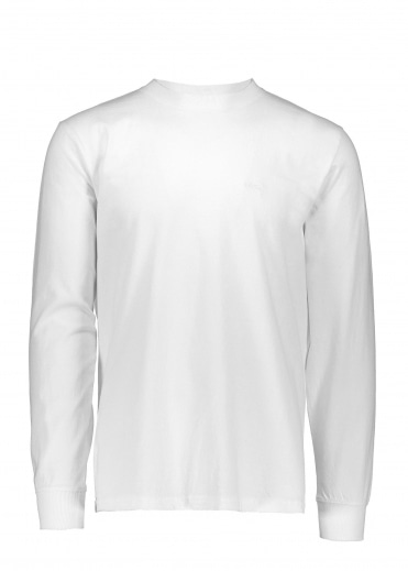 Stock LS Jersey - White