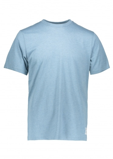 SS Holbrook LT T-Shirt - Dusty Blue