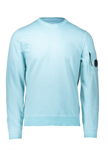 Crew Sweatshirt - Blue Radiance