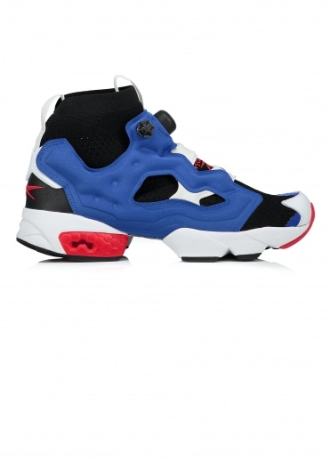 Instapump Fury OG - Black / Blue