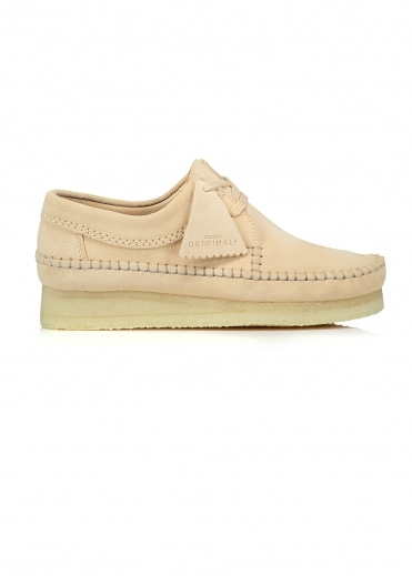 Weaver Shoes - Light Pink