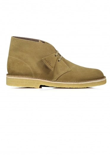 Desert Boot - Olive Suede