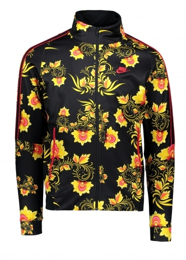 N98 Jacket - Black / Yellow