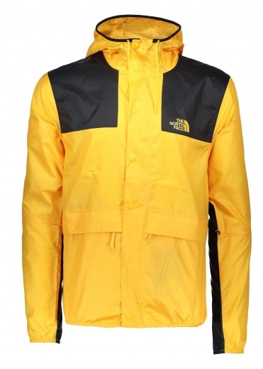 1985 Mountain Jacket - Yellow / Black