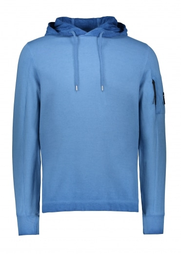 Hooded Sweat - Dazzling Blue