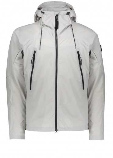 Zip Jacket - Paloma Grey
