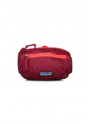 LW Travel Mini Hip Pack - Oxide Red