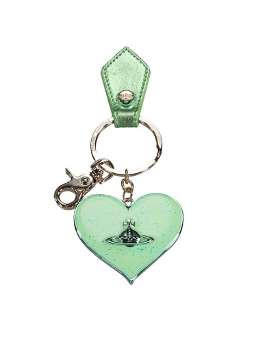 Mirror Heart Gadget - Green