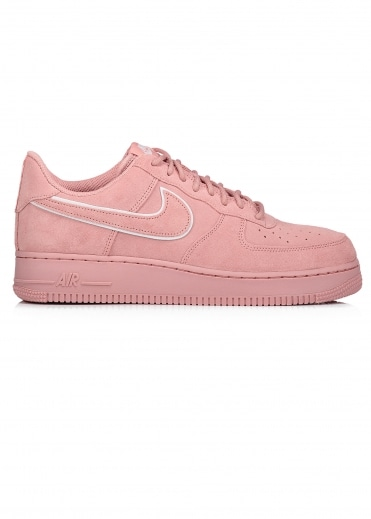 Air Force 1 07 LV8 Suede - Red Stardust