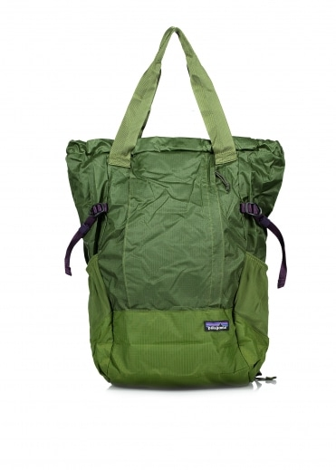 LW Travel Tote Pack - Spouted Green