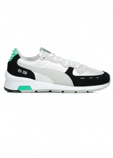 RS-350 Re-Invention - White/Black