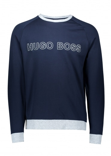 Contemp Sweatshirt 403 - Dark Blue